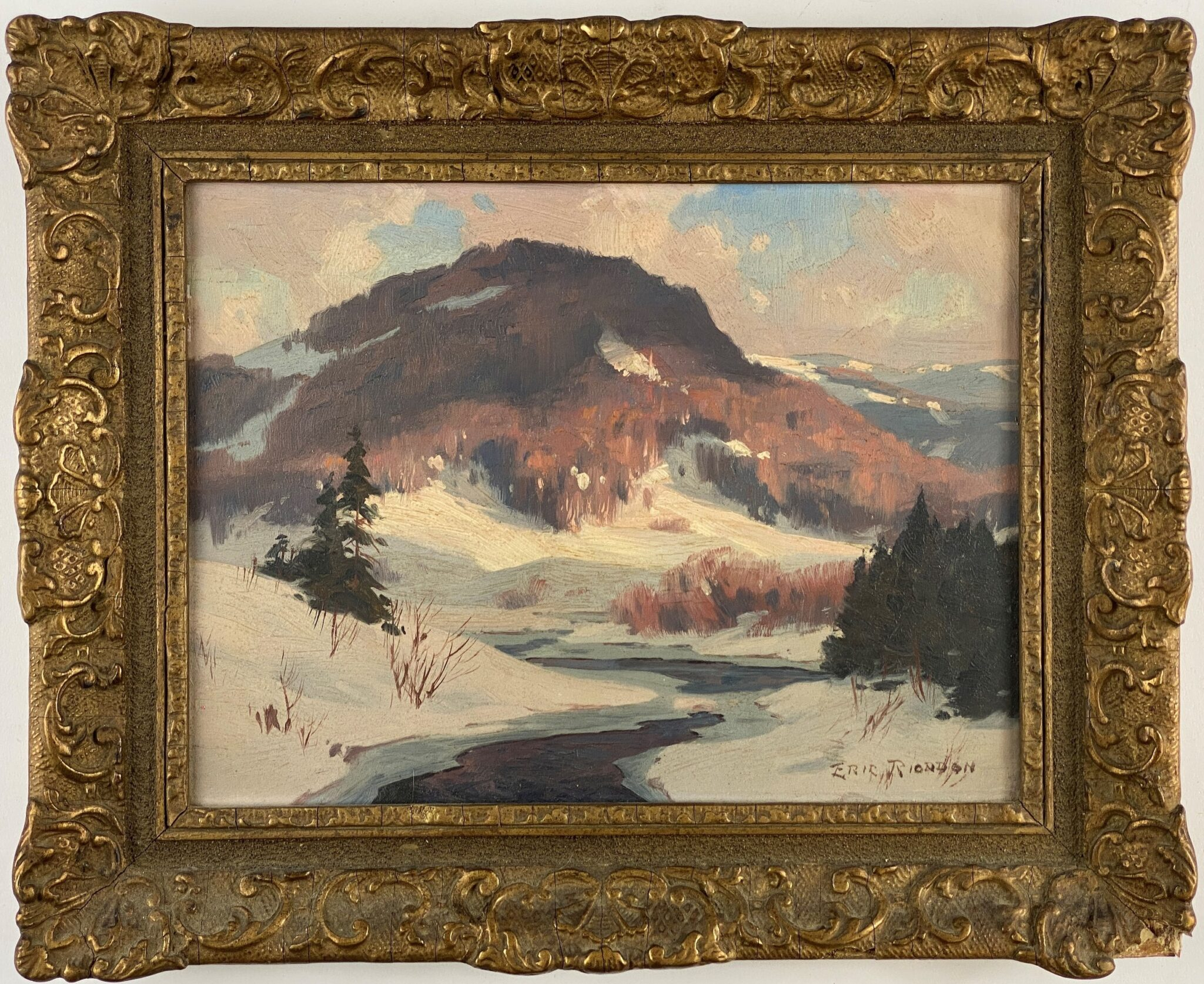 Eric John Benson Riordan (Canadian, 1906-1948) | Sold for $8,125