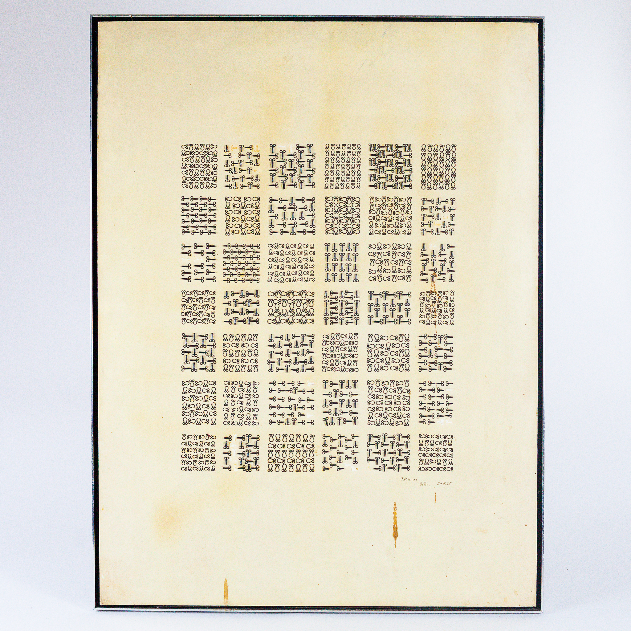 Mixed Media Work by Jiri Kolar (Czech, 1914-2002) | Sold for $10,625