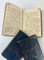 CIVIL WAR DIARIES OF PR. CALVIN BROWN 2ND KY INF. | Sold for $2,460