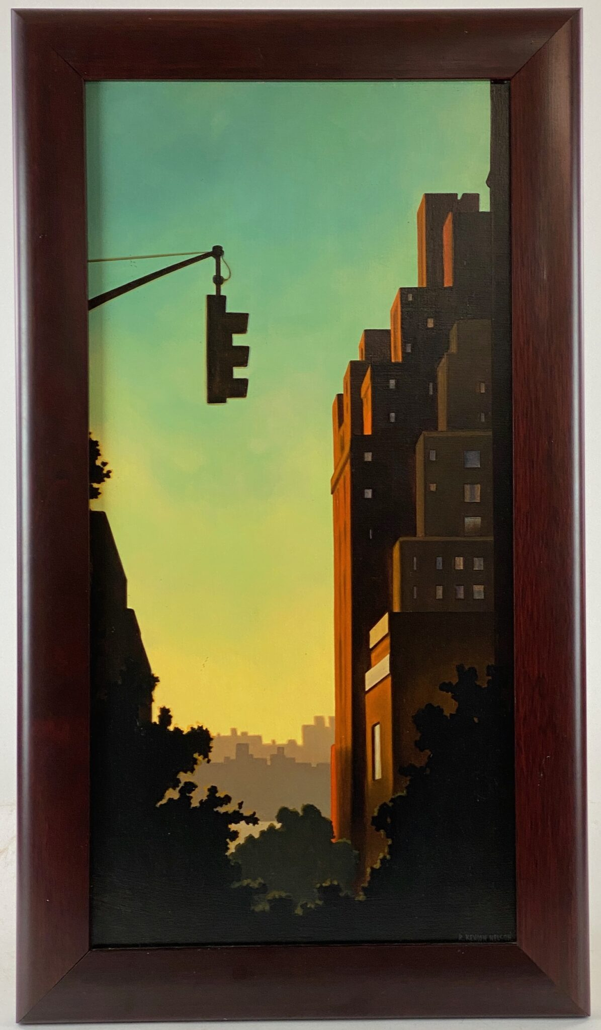 """WITHOUT A BUS"" BY KENTON NELSON 