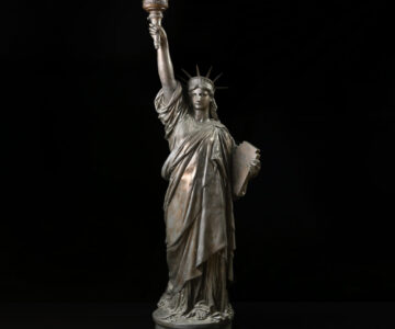 Lady Liberty by Bartholdi